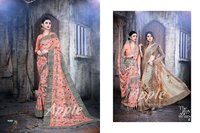 Muslin Printed Sarees