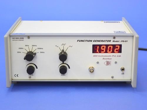 Function Generator, FG-01