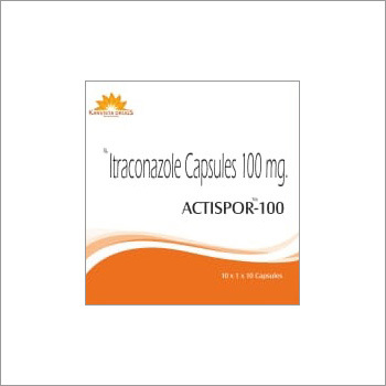 100mg Itraconazole Capsule