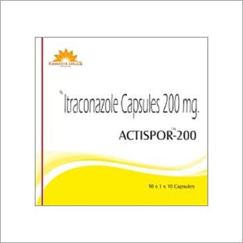 200mg Itraconazole Capsule