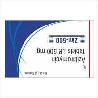 500mg Azithromycin Tablet