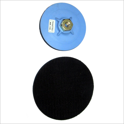 100mm Velcro Backing Pad