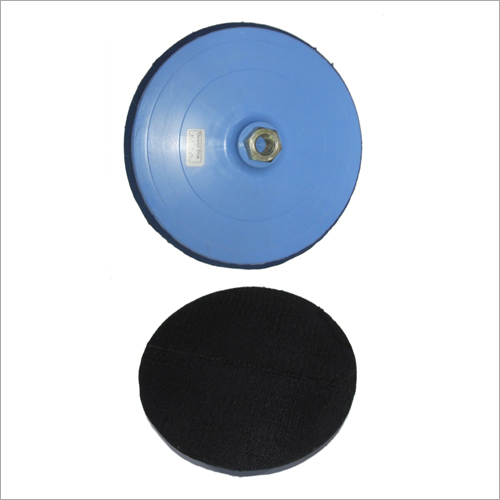 175mm Velcro Backing Pad