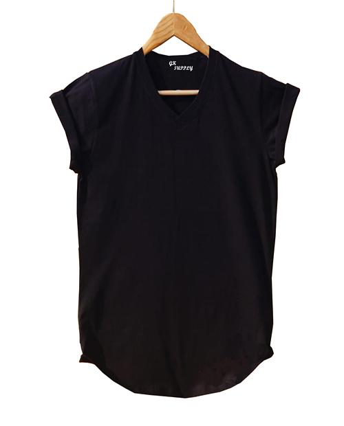 Black T-Shirt-001