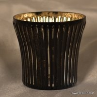 SILVER FINISH T LIGHT CANDLE