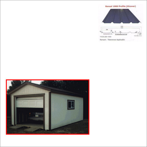 Industries Color Coated Roof Sheet