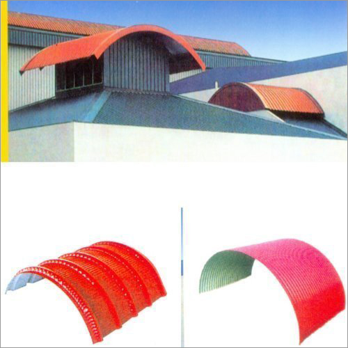 Curvature Roof Sheet