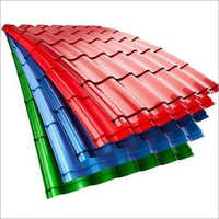 Color Coated Crimp Sheet