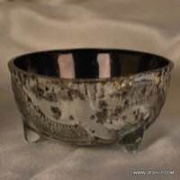 DECOR & ANTIQUE GLASS BOWL