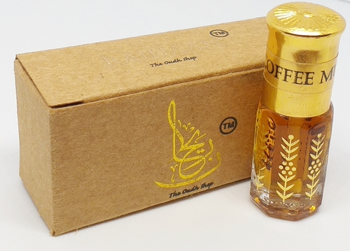 Attar Coffee Musk