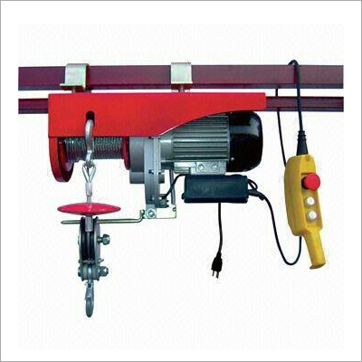 Motorized Wire Rope Hoist