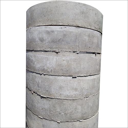 Round Precast Concrete Well Manhole Ring