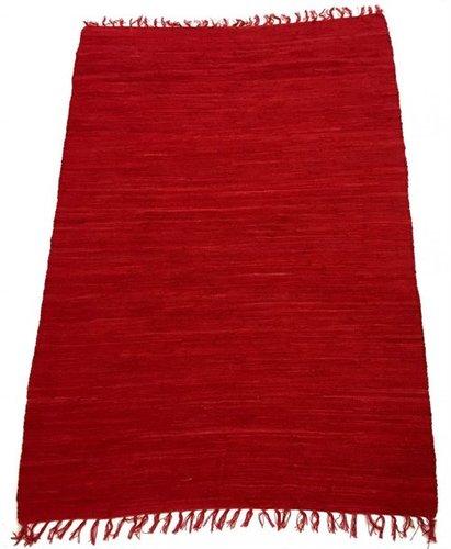 Chindi Rugs Solid Plain