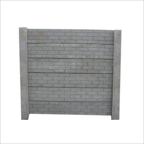 Precast cement Compound Wall