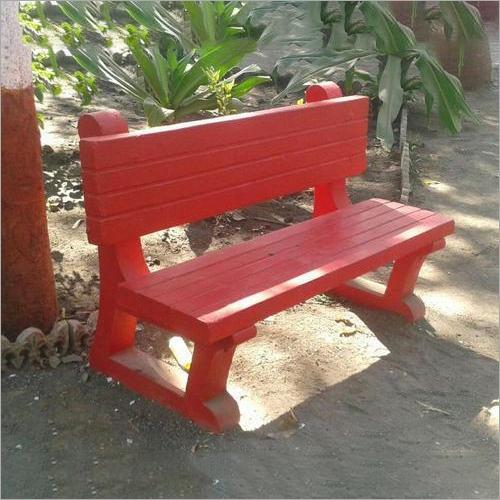 RCC park Bench