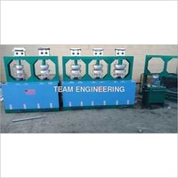 Double Die Areca Leaf Plate Making Machine
