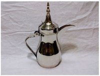 Brass Arabic Dallah Coffee Pot