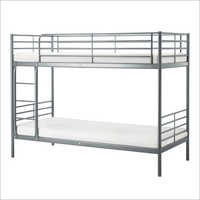 Steel Double Bunk Bed