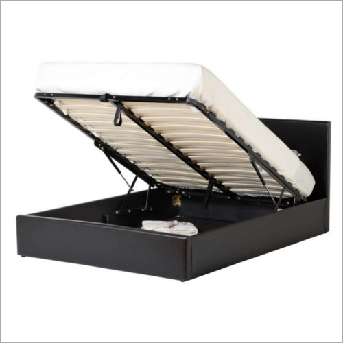Hydraulic Lift Double Bed
