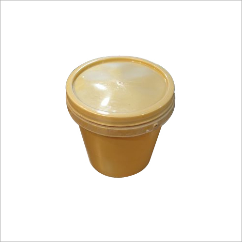 fresh plastic grease container