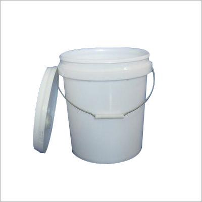 plastic bucket for fertilizer storage