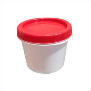 Plastic Lubricants Container