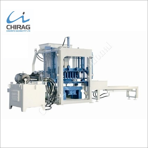Multi Material Fly Ash Brick Plant