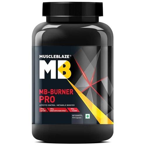 MuscleBlaze MB Fat Burner PRO, 90 Veggie capsules Unflavoured