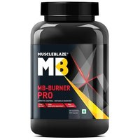 MuscleBlaze MB Fat Burner PRO, 90 Veggie capsules Unflavoured