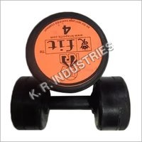 Fine Quality Black Dumbbells
