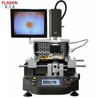 SMT Assembly line Auto BGA Rework Station Optical Alignment