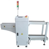 PCB magazine Unloader for LED Production Line