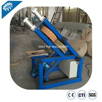 Coil Edge Protector Machine