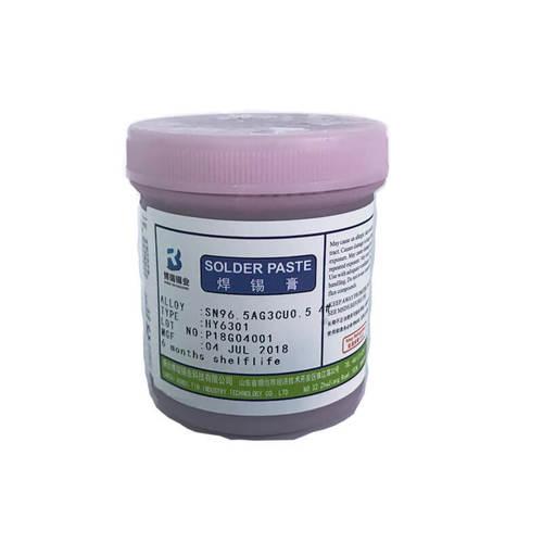 lead-free soldering paste Sn96.5Ag3Cu0.5