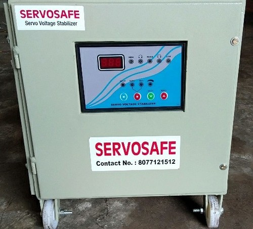 10 KVA Servo Single phase Air cool