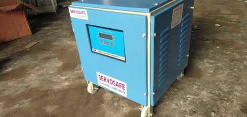 15 KVA  Servo Single phase Air cool