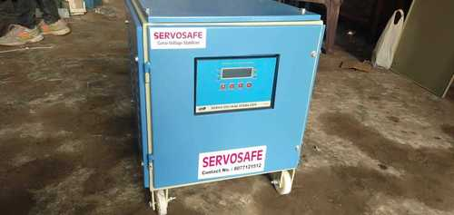 7.5 KVA  Servo Stabilizer Single phase Air cool