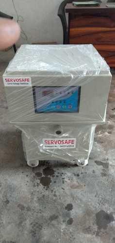 10 KVA  Servo  Voltage  stabilizer Single Phase Oil cool