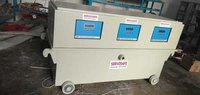 30 KVA Three Phase Oil Cool Commercial Servo Voltage Stailizer