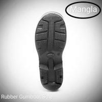 Rubber long boot