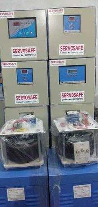 3 KVA Servo Votlage stabilizer