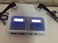 ELECTROTHERAPY CUM ULTRASOUND 1& 3 MHZ COMBINATION THERAPY