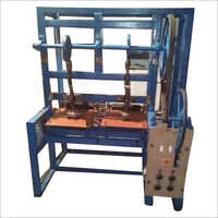 Semi Automatic Double Die Dona Making Machine