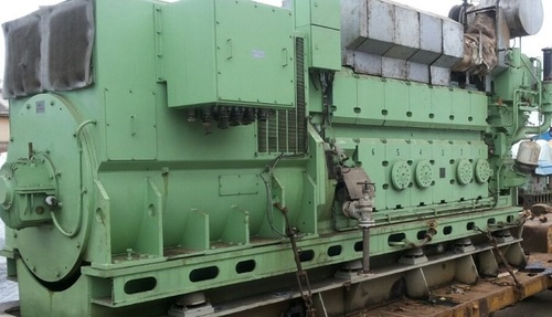 Man B&W 6L27/38 Diesel Generator
