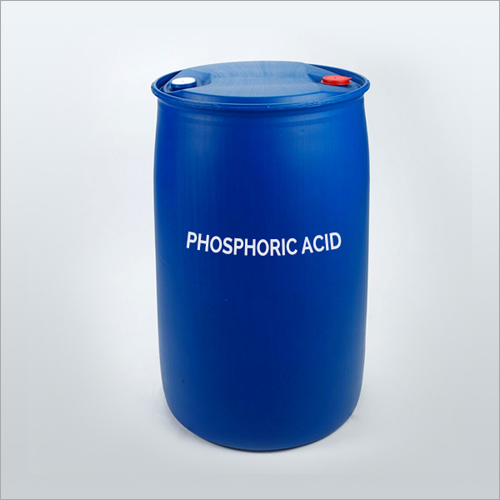 Phosphoric chemical Acid