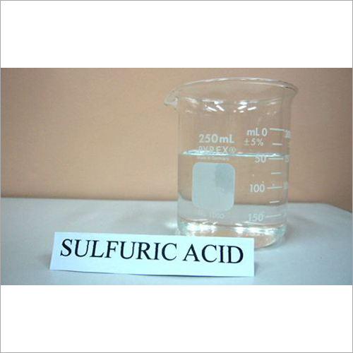 Sulphuric chemical Acid
