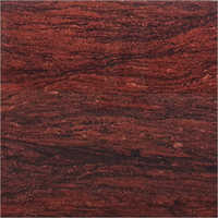 Silky Red Granite Slab