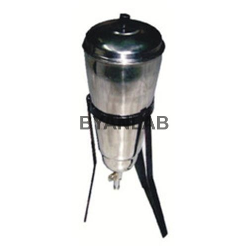 Conical Percolator Stainless Steel
