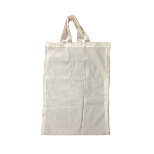 Plain Cotton Paper Bag