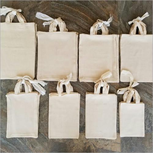 Paper Cotton Shopping Bag